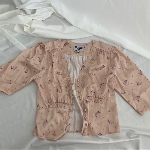 Rouje The Suzon blouse